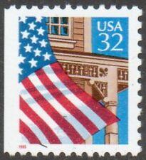 USA Sc. 2916 32c Flag & Porch 1994 MNH WAG bklt. single