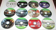 Lot of 12 Xbox One Games (Disc's Only) Fast Shipping