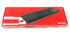 Microsoft 800 2VJ-00001 Wireless Keyboard NEW and Sealed