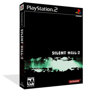 - Silent Hill 2 Special Edition PS2 Replacement Game Case Box Cover Work Only