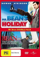 Mr Bean's Holiday / Bean - The Ultimate Disaster Movie (DVD, 2007, 2-Disc Set)
