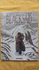 BLACKSAD T.2 : ARTIC-NATION - E.O. - MARS 2003 - CANALES - GUARNIDO - ETAT NEUF