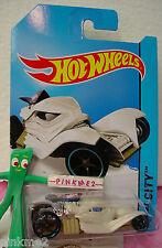 Case G 2014 i Hot Wheels TOMB UP #78 ✿ Off-White mummy✿ HW City✿ Fright Cars