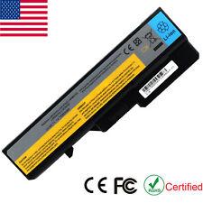 9 Cell Battery for Lenovo IdeaPad G460 G470 G560 G570 V470 V570 Z470 L09S6Y02 US