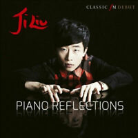 JI LIU PIANO REFLECTIONS - Classic FM Debut Album - OFFICIAL - GIFT IDEA CD