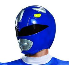 Blue Ranger Helmet Mighty Morphin Power Rangers Halloween Costume Accessory