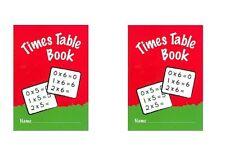 Ivy volte tabelle pratica Books 1-20 somme volte tabelle grafico esercizio LIBRO X 2