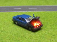 1:87 Mercedes 260 E W124 H0 Motorbrand LED 12V Feuer Laser Cut Patina #16