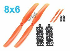 "4pcs 8060 (8x6"") RC Airplane Direct Drive Electric Propeller 001-03005 US SELLER"
