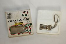 BBURAGO Keyring Key-Holder Italia 90 - WITH BOX - SEE PICS