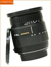 Sigma 28-105mm F2.8-4 obiettivo zoom autofocus. Canon EOS + spedizione gratuita nel Regno Unito