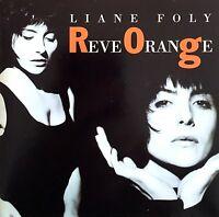 Liane Foly CD Rêve Orange - France (EX+/M)