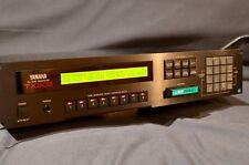 YAMAHA TX802 FM Synthesizer, DX7II Rackmount -- Mint -- USA Seller
