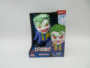 NEW Ooshies DC The Joker 4 Inch Vinyl Edition Series 4 NIB!
