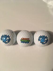 Scotty Cameron RO SHAM BO Balls: NEW !!