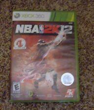 NBA 2K12 - XBOX 360 Video Game, 2011