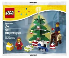 LEGO 40058 - Seasonal, Holiday - Decorating the Tree - Poly Bag Set - NEW