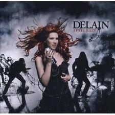 DELAIN - APRIL RAIN CD ROCk 11 TRACKS NEU
