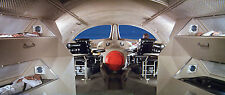 1968's Planet Of The Apes spaceship interior pan color 4x10 scene