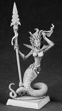 XANESHA MATRIARCH LAMIA - PATHFINDER REAPER miniature jdr rpg d&d snake 60010