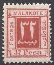DOA Witu Malakote Ausgabe 32 Pesa ungebraucht