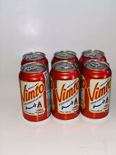 Vimto 6 Pack Can Fruit Flavored Sparkling Drink - 12oz/355mL