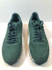 Reebok Classic Leather Men's Jade Green Gum Sole BD6014 Size 10 EUC