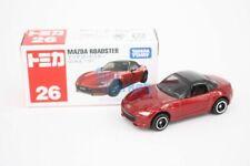 Takara Tomy Tomica 26 MAZDA Roadster Vehicle Diecast Model