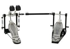 """Pacific PDDP402L 400 Series """"Lefty"""" Left Handed Double Bass Drum Pedal"""