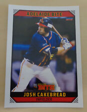 Josh Cakebread 2018/19 Australian Baseball League card - Adelaide Bite