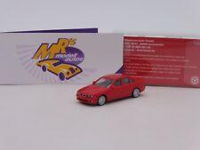 """Herpa 022644-002 # BMW M5 E34 Limousine Baujahr 1988 in """" rot """" 1:87  NEU !!"""