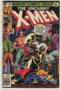 X-Men 132 First Hellfire Club