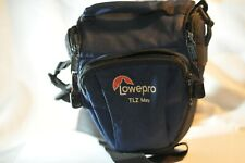 LowePro TLZ Mini camera bag Blue from 90's for Canon EOS Nikon Sony SLR DSLR