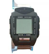 Vintage Casio Wrist Camera N78 Module 2411 Japan Made Gold Silver Watch Unisex