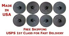 Leaf Spring End Tip Pad Anti Squeak (8 Pieces) Free Shipping (Made in USA)