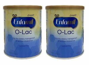 Enfamil O-Lac Lactose Free Baby Milk Formula - From Birth 400g - 2 Pack