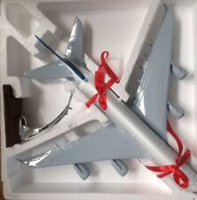 Air A320 Air Large Plane Model  With Stand Apx 47Cm Solid Resin Dragon