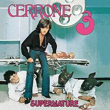 """Cerrone : Cerone 3: Supernature Vinyl 12"""" Album 2 discs (2015) ***NEW***"""