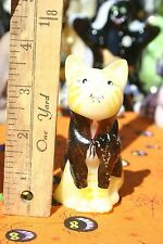 FENTON HALLOWEEN CAT DRACULA HAND PAINTED and ARTIST SIGNED !!!!!!!!!!!!!!!!!!!