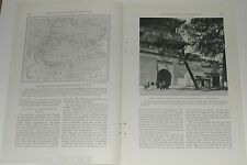 1929 magazine article, traveling in China, OWEN LATTIMORE, Chinese Turkistan