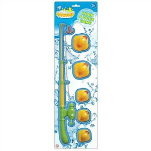 Hook A Duck Game Bath Floating Weighted Game Fishing Time Indoor Outdoor Games
