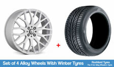 Cades Winter Wheels with Tyres 4 Number of Studs