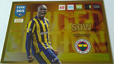 PANINI ADRENALYN XL FIFA 365 2017 UPDATE EDITION LIMITED EDITION SOW