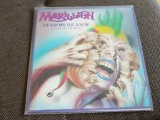 Marillion - He knows you know 12'' Vinyl Maxi HOLLAND