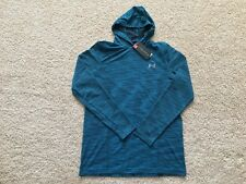 NEW UNDER ARMOUR Threadborne Seamless Long Sleeve Hoodie men M 1298912