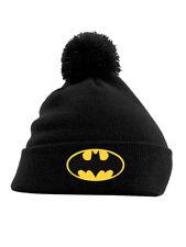 Batman Logo Beanie Hat Superman Wonder Woman Justice League The Flash DC Origina