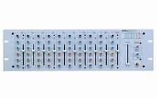 Alesis MultiMix 12 12-Channel Rackmount 3U Rack Mount Mixer