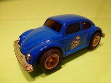 TONKA JAPAN VINTAGE VW VOLKSWAGEN BEETLE - BLUE L13.5cm - GOOD CONDITION