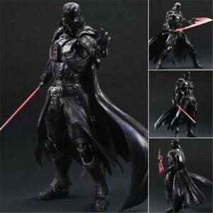 10'' Star Wars Variant Play Arts Kai Darth Vader PVC Action Figure Model Toy
