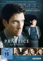 THE PRACTICE - COMPLETE SEASON 3 -  DVD - New & sealed PAL Region 2